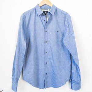 TenTree Organic Cotton Classic Chambray Shirt